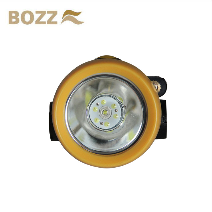 BK2000 led coal mining headlamp