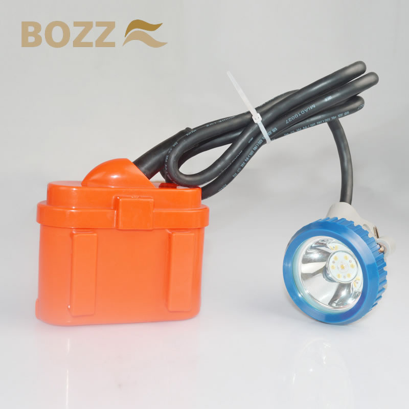 rechargeable coal mining lamp KJ7LM(A)
