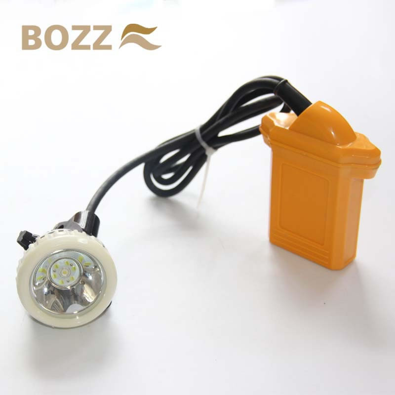 rechargeable miner lamp KL4LM(C)